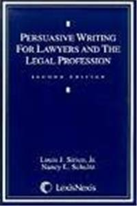 Persuasive Writing for Lawyers and the Legal Profession download epub