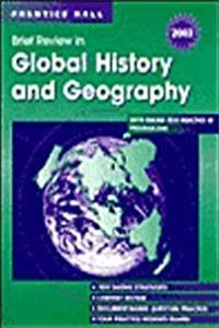 Brief Review in Global History and Geography download epub