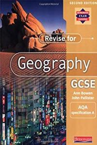 A Revise for Geography GCSE: AQA specification (Understanding Geography) download epub