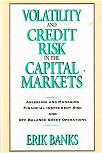 Volatility and Credit Risk in the Capital Markets: Assessing and Managing Financial Instrument Risk and Off-Balance Sheet Operations download epub