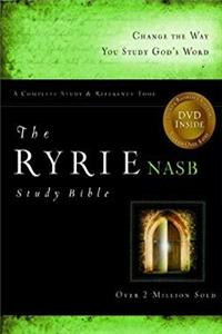 The Ryrie NAS Study Bible Bonded Leather Green Red Letter (Ryrie Study Bibles 2008) download epub