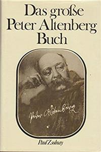 Das grosse Peter Altenberg Buch (German Edition) download epub