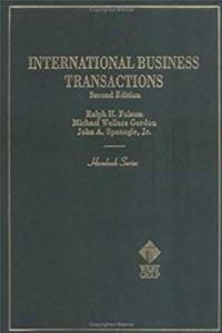 International Business Transactions (Hornbook) download epub
