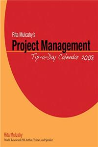 Rita Mulcahy's Project Management Tip-a-Day Calendar download epub
