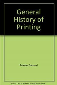 General History of Printing (Burt Franklin bibliography & reference series, 447) download epub