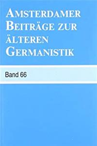 Amsterdamer Beitrage Zur Alteren Germanistik. (Amsterdamer Beiträge Zur Älteren Germanistik) (English and German Edition) download epub