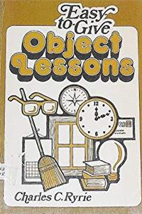 Easy-to-Give Object Lessons download epub