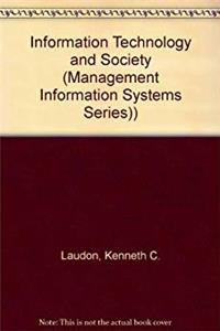 Information Technology & Society (Management Information Systems Series)) download epub