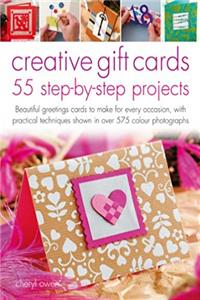 Creative Gift Cards: 55 Step-by-Step Projects download epub
