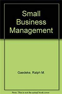 Small Business Management download epub