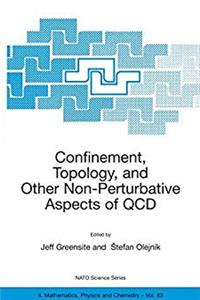 Confinement, Topology, and Other Non-Perturbative Aspects of QCD (Nato Science Series II:) download epub