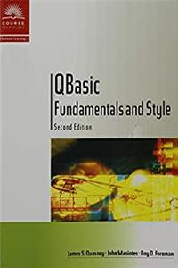 QBasic Fundamentals and Style with an Introduction to Microsoft Visual Basic, Second Edition download epub