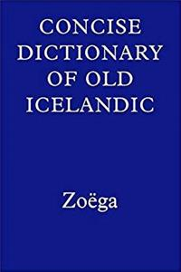 A Concise Dictionary of Old Icelandic download epub