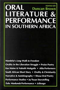 Oral Literature & Performance: In Southern Africa download epub