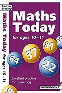Maths Today for Ages 10-11 download epub
