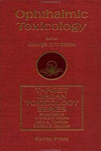 Ophthalmic Toxicology (Target Organ Toxicology Series) download epub