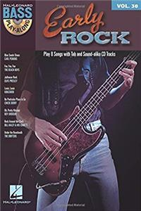 Early Rock: Bass Play-Along Volume 30 download epub