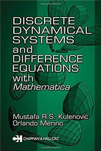 Discrete Dynamical Systems and Difference Equations with Mathematica download epub