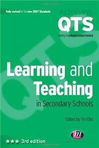 Learning and Teaching in Secondary Schools: Third Edition (Achieving QTS) download epub