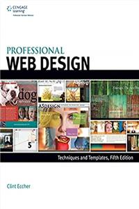 Professional Web Design: Techniques and Templates download epub