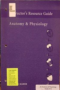 Anatomy & Physiology Grade 9-12 Instructor's Resource Guide download epub
