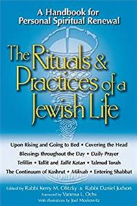 The Rituals & Practices of a Jewish Life: A Handbook for Personal Spiritual Renewal download epub