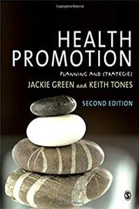 Health Promotion: Planning and Strategies download epub