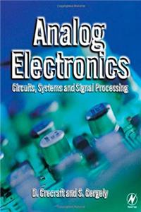 Analog Electronics: Circuits, Systems and Signal Processing download epub