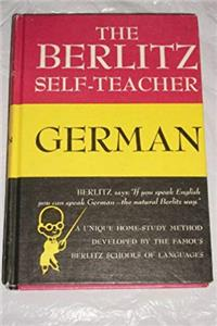 The Berlitz Self-Teacher: German download epub