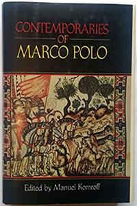 Contemporaries of Marco Polo download epub