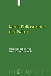 Kants Philosophie der Natur (German and English Edition) download epub