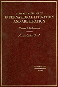 International Litigation and Arbitration (American Casebook Series) download epub