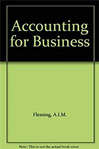 Accounting for Business download epub
