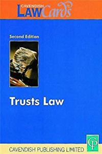 Trusts (Lawcards) download epub