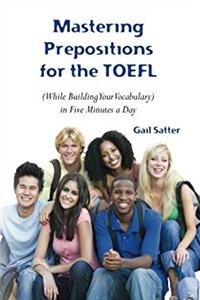 Mastering Prepositions for the TOEFL in Five Minutes a Day download epub