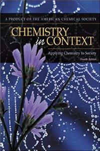 Chemistry In Context: Applying Chemistry To Society download epub