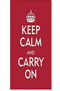 Keep Calm and Carry On Note Cards (Stationery) download epub