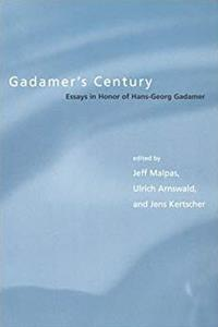 Gadamer's Century: Essays in Honor of Hans-Georg Gadamer (Studies in Contemporary German Social Thought) download epub