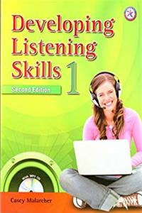 Developing Listening Skills 1, Second Edition (Intermediate Listening Comprehension with MP3 Audio CD) download epub