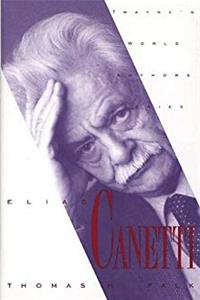 Elias Canetti (World Authors Series) download epub