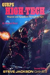 Gurps High Tech: Weapons and Equipment Through the Ages download epub