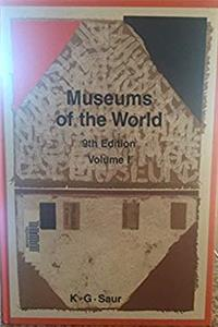 Museums of the World 9th Edition Volume 1 & 2 download epub