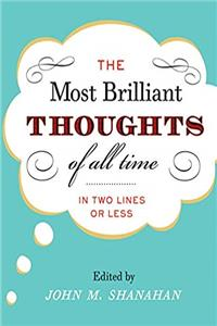 The Most Brilliant Thoughts of All Time (In Two Lines or Less) download epub
