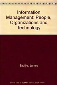 Information Management: People, Organisations and Technology download epub